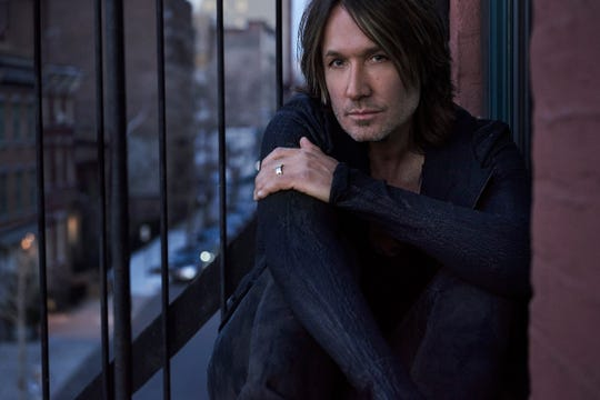 Keith Urban will headline the Dick's Sporting Goods Open.