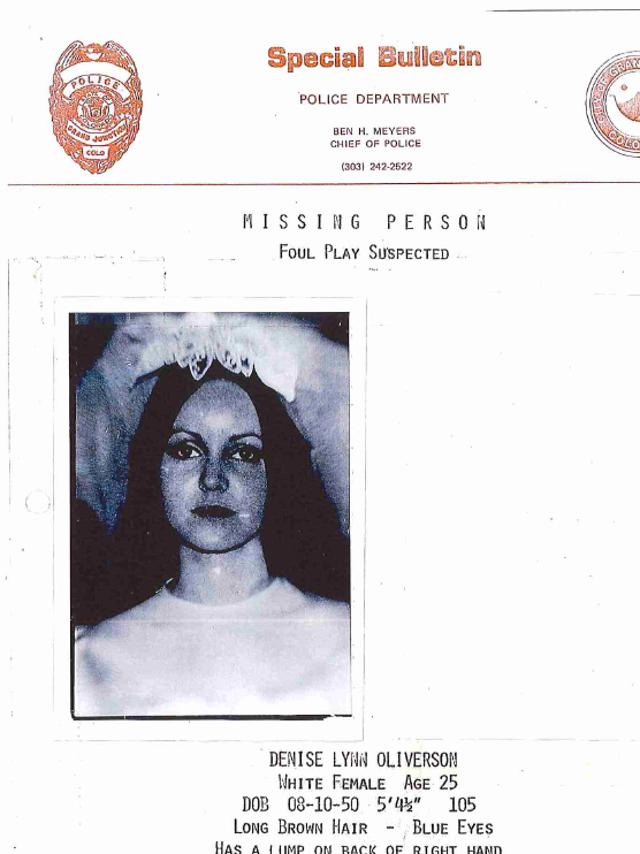 Ted Bundy: Case closed for Colorado victim Denise Oliverson