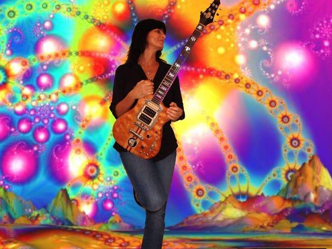 Joni Bottari of Grateful Dead tribute Spiral Light