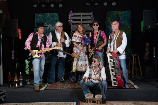 Sarasota band Paisley Craze celebrates the music of the 60s.
