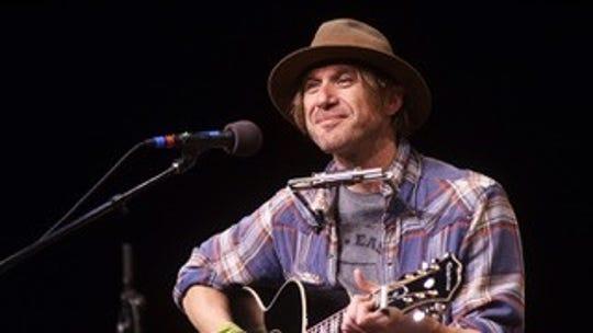 Country/Folk artist Todd Snider