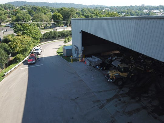 Located at 1033 Elm Street, the Solid Waste Management Transfer Station is increasing its rate from $50 per ton to $60 per ton effective Sept. 1, 2019. The station is a central location and widely used by Knoxville residents.