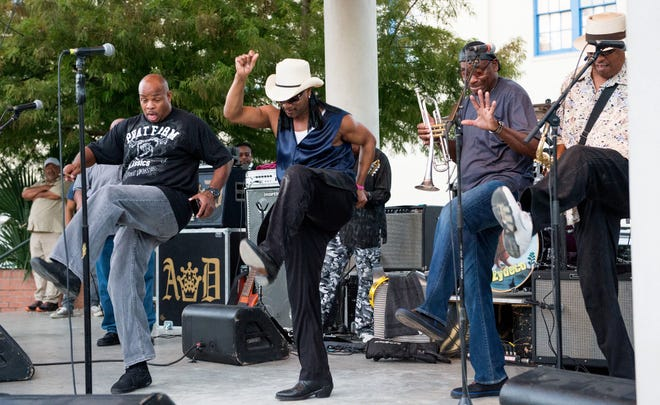 The Ils Sont Parti Band joins Rockin' Dopsie Jr. and Zydeco Twisters Saturday at Knights of Peter Claver Hall, 252 Church Street, Grand Coteau.
