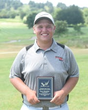 Dalton McGinnis of Deer was the medalist at the Ultimate Auto Group Invitational on Tuesday at Big Creek.