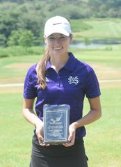 Lauren Loeb of Mount St. Mary was the medalist at the Ultimate Auto Group Invitational on Tuesday at Big Creek.