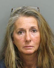 Regina Allen was charged with impersonating a peace officer.