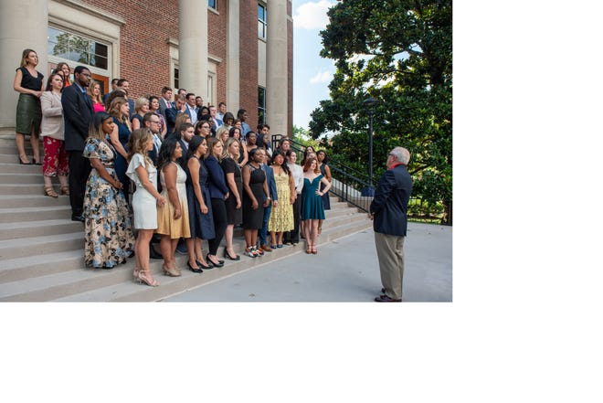 Nashville Emerging Leaders Award recently honored 70 at a ceremony.