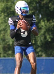 Demry Croft hopes to return to the starting quarterback position for TSU after recovering from shoulder surgery.