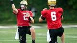 Vanderbilt coach Derek Mason said he's not adding a third quarterback to his open competition for the starting job.