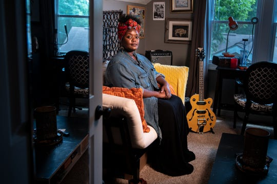 "Singer-songwriter Kyshona Armstrong has rented a room at a home in Madison the past five years. ""I would love to buy a home, but that's just not an option,"" she said. ""I'm funding my music business career so I can't save up to buy a house."""