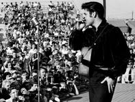 Elvis on the Opry: 'Country Music' looks back on his rough gig