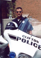 Clifton Patrolman John Samra was killed in the line of duty in 2003 as he attempted to stop a suspect. The annual 5K run/walk in his name takes place at Clifton City Hall.