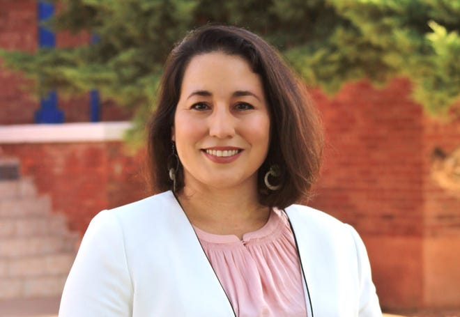 Teresa Tenorio announced she is running for the Las Cruces Board of Education last week. Tenorio would represent district 4.