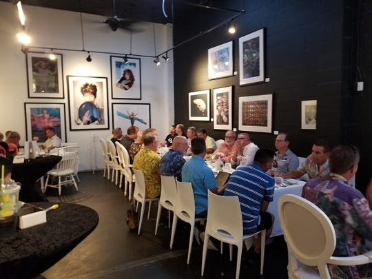 Join the LGBT Dine Out group to meet new friends and experience new restaurants