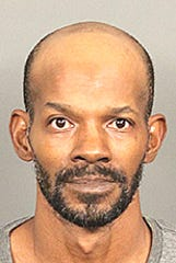 Clarence Bailey, 46, of La Quinta, is accused of indecent exposure.