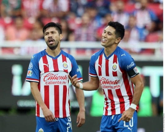 Chivas de Guadalajara.