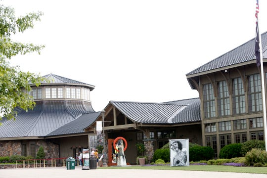 Bethel Woods Center For The Arts on August 6, 2019.