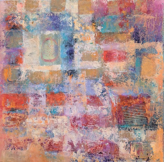 """The work of artist Pilar Jimenez is included in the """"Small Works Show"""" at Arts Mid-Hudson in Poughkeepsie."""