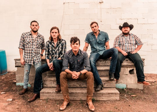 Flatland Cavalry will perform in San Angelo on Friday, Aug. 9.
