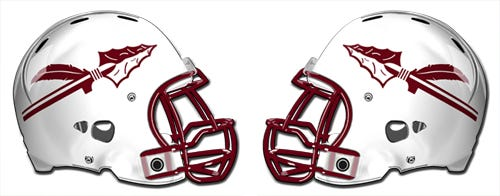 Paint Rock High School Indians Football