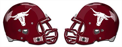 Bronte High School Longhorns Football