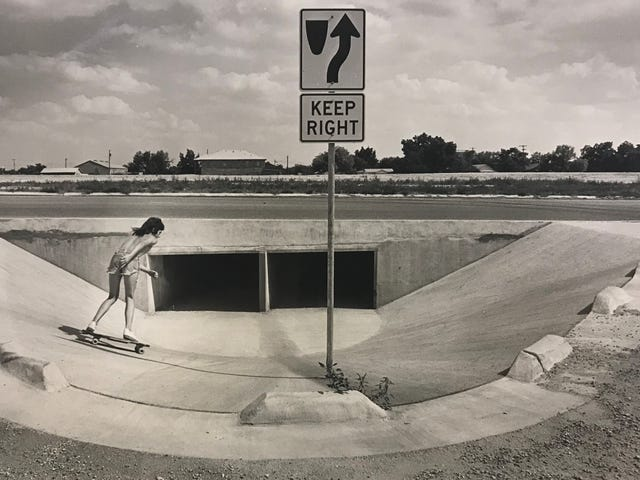 Skateboarding made big headlines in San Angelo back in 1977