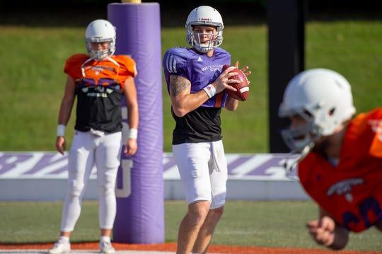 Bryce Rivers will battle Shelton Eppler at the quarterback position for Northwestern State University.