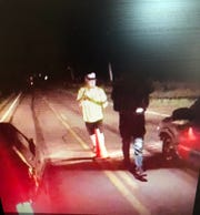 The Sheriff's Office has screenshots of at least three people involved in a street race early Sunday morning near Highway 115 and 254th Street near Hartford.