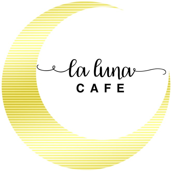 La Luna Cafe's logo