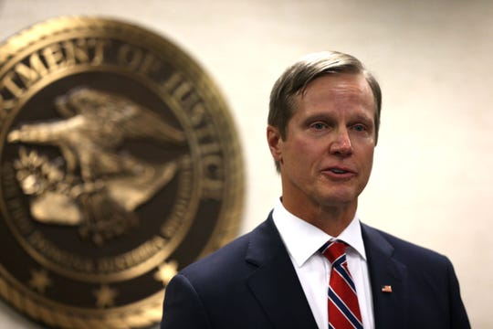 Lawrence Keefe, U.S. Attorney for the Northern District of Florida