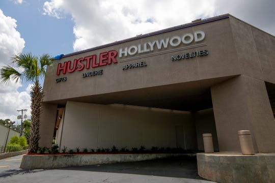 HUSTLER Hollywood, an adult entertainment franchise, is opening a store at 2750 N. Monroe St. on Saturday, August 10, 2019.