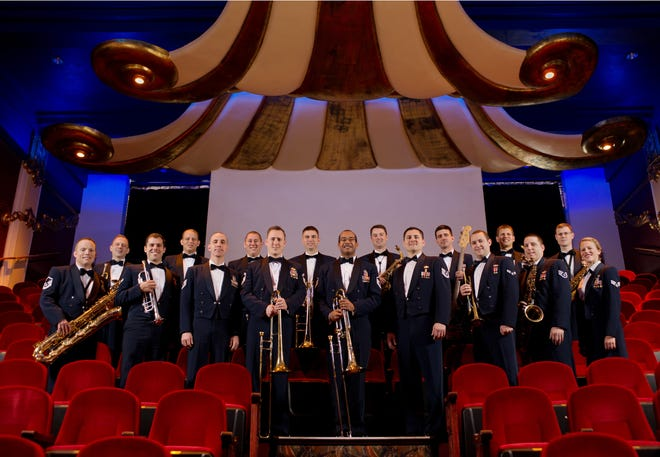 A free concert featuring the U.S. Air ForceBandof the Golden West is set for 3 p.m. Aug. 11 at OceanviewPavilion Performing Arts.