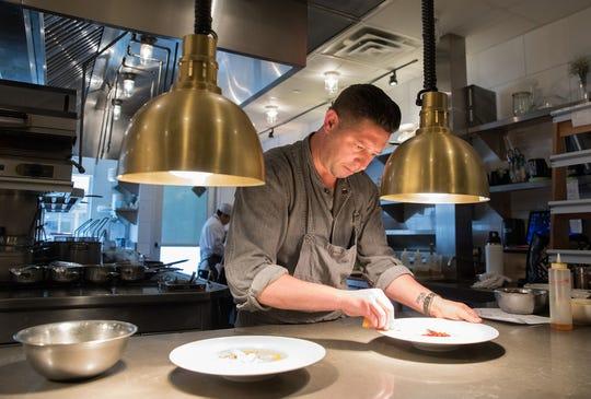 Chef Justin Antiorio