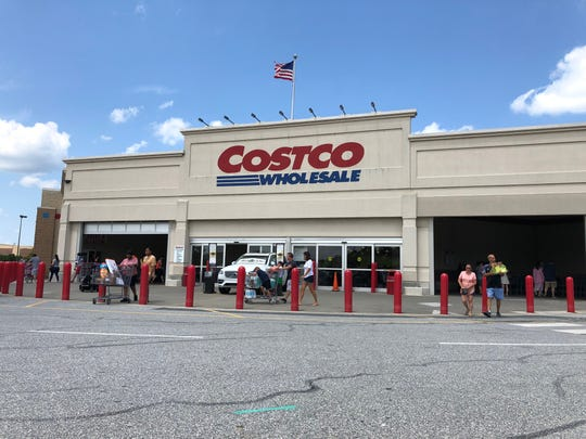 The Christiana Costco is the only Costco in Delaware. It opened in 1998.