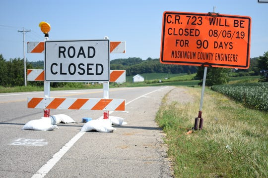 Northpointe Drive will be closed for about 90 days for a $2.8 million project.