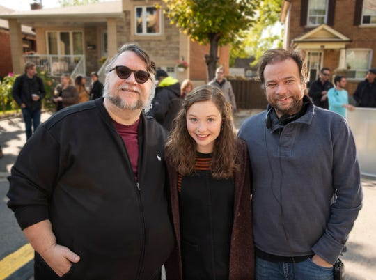 Scary Stories': Guillermo del Toro's new film is older kid-friendly