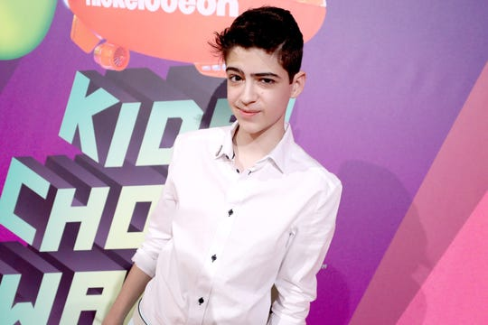 """Joshua Rush, star of Disney Channel's """"Andi Mack,"""" took to Twitter Tuesday to say he is bisexual."""
