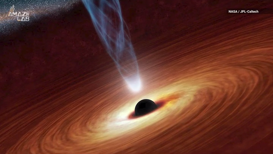 The black hole at the center of our galaxy just lit up twice as bright as ever. Who knows why
