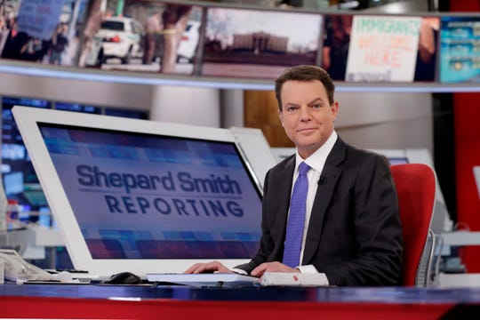 "Fox News Channel anchor Shepard Smith decried the lack of concrete action after mass shootings on Monday's ""Shepard Smith Reporting."""