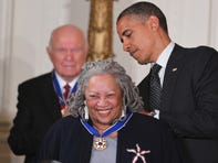 Obama recommends Toni Morrison and other authors in summer reading list