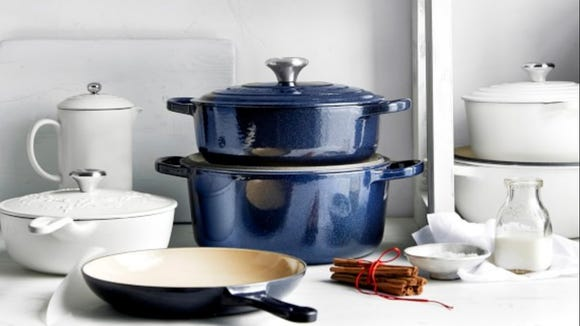 Le Creuset cookware is insanely cheap right now