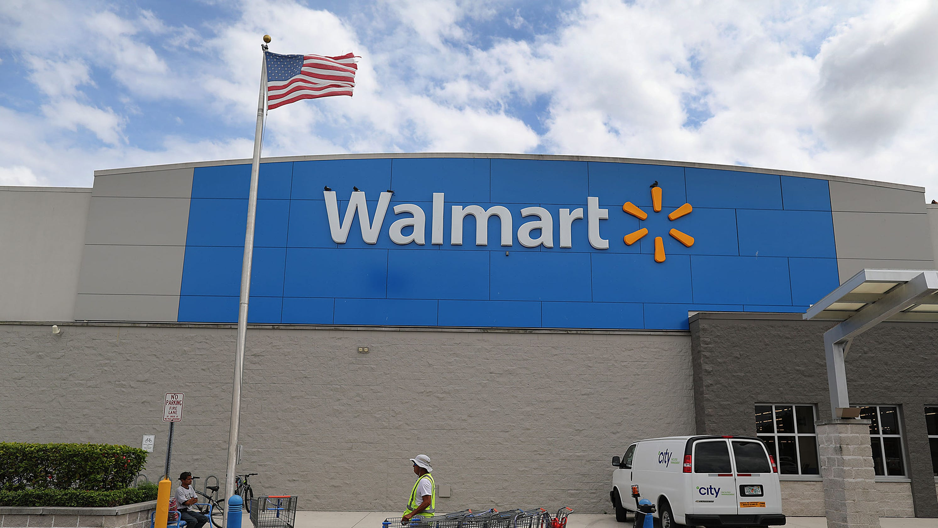 Florida man threatens to 'shoot up' Walmart, one day after