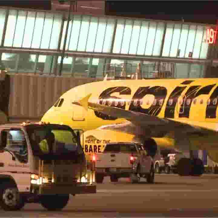 Spirit Airlines: 7 flights, 5 days, 1 carry-on, 0 delays or big issues