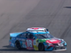 Aug. 4: After Kyle Busch spun him out earlier in the race, Bubba Wallace (43) retaliates by sending Busch's No. 18 for a ride during the Go Bowling at The Glen at Watkins Glen International.