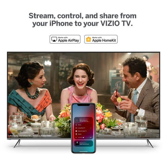 Cutting the cord with Vizio's new V436 TV