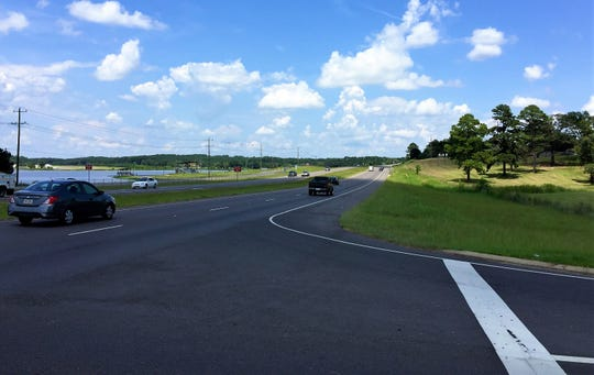 Property along the emerging U.S. Highway 165 corridor in Pineville will be opened up for development when Central Louisiana State Hospital moves to its new home.