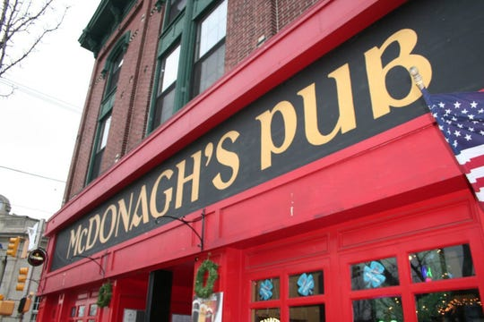 McDonagh's Pub on West Front Street in Keyport