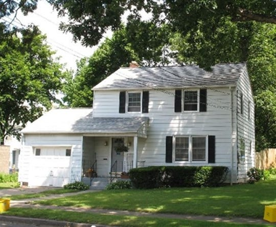 32 Jerome Ave., Binghamton, was sold for $105,000 on May 13.