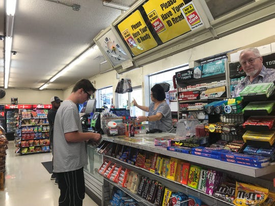 Rob's Quick Stop has been at the intersection of Callow Avenue and 15th Street in downtown Bremerton for 15 years. Owners are worried about the potential for a convenience store on the  Quinalt Indian Nation land where the smoke shop was constructed.
