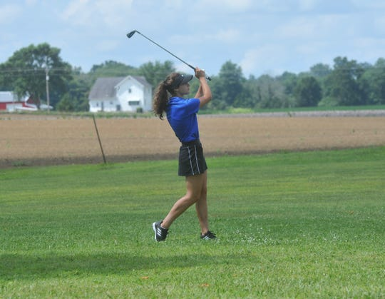 Jordyn Alspach and the Lady Royals have some league matches and an invite this week.